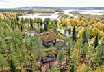 Location vacances Pello - Log cabin in Lapland-4