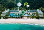 Villages vacances La plage de Patong - Le Meridien Phuket Beach Resort-2