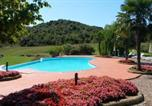 Location vacances Murlo - House with one bedroom in Murlo with shared pool furnished terrace and Wifi-2