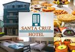 Hôtel São João Del Rei - Santa Cruz Hotel