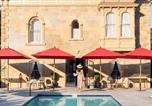 Hôtel Calistoga - The Francis House-4