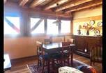 Location vacances Salbertrand - Bilivelli in antica baita nel cuore di Pragelato-4