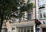Hôtel Amsterdam - Hotel Mevlana-1