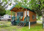 Villages vacances Ocean Shores - Long Beach Camping Resort Studio Cabin 4-1