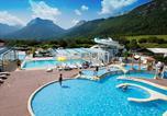 Camping avec Parc aquatique / toboggans Haute Savoie - Camping L'Idéal -3