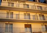 Hôtel Saint-Etienne-de-Chigny - Manoir Hotel-3