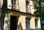 Hôtel Andalousie - Samay Hostel Sevilla-4