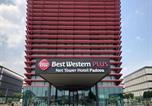 Hôtel Noventa Padovana - Best Western Plus Net Tower Hotel Padova-1