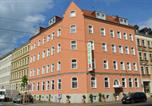 Hôtel Liepzig - Amadeo Hotel Leipzig-1