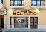 Location vacances  Huelva - Pension el Patio-4