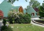 Hôtel Balatonfüred - Gesztenye Nyaralópark-1