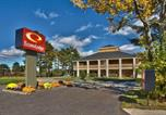 Hôtel Portland - Econo Lodge Maine Mall-1