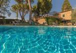 Location vacances Monte San Savino - Lucignano Villa Sleeps 15 Pool Air Con Wifi-1