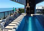 Location vacances Maceió - 2 quartos a beira mar-1