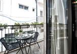 Hôtel Tel Aviv-Jaffa - Montefiore 16 - Urban Boutique Hotel-3