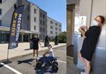 Hôtel Saint-Laurent-de-Mure - Première Classe Lyon Est - Saint Quentin Fallavier - Aéroport-3