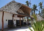 Location vacances  Tanzanie - Beachfront Villa Patti Zanzibarhouses-4