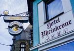 Hôtel Andernach - Panorama Hotel Rheinkrone-4