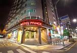 Hôtel Séoul - Hotel Prince Seoul-1