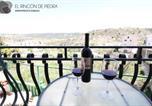 Hôtel Monteagudo de las Salinas - El Rincon de Piedra-4
