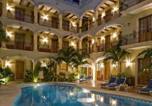 Hôtel Playa del Carmen - Hacienda Real del Caribe Hotel-1
