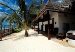 Location vacances  Tanzanie - Beachfront Villa Patti Zanzibarhouses-1
