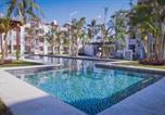 Location vacances Manzanillo - Departamento en condominio con alberca y área infantil-3