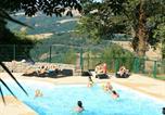 Camping avec Piscine couverte / chauffée Golinhac - Camping Pole Touristique Bellevue-1