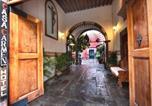 Hôtel San Miguel de Allende - Casa Carmen-3