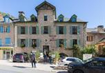 Hôtel La Canourgue - Auberge du Moulin