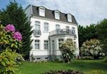 Hôtel Baabe - Villa im Ostseebad Baabe-2