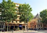 Hôtel 4 étoiles Saint-Cyprien - Best Western Plus Hôtel Windsor Perpignan Palais des Congrès-1