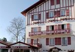Hôtel Bera - Hôtel Basque-1