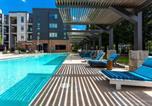Location vacances Atlanta - Quiet Top Floor 1br1ba West Midtown Pool View Ultra Fast Wifi-2
