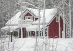 Location vacances Kajaani - Three-Bedroom House in Paltamo I-4