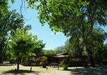 Camping avec Site nature Montfrin - Camping l'Art de Vivre-1