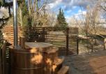 Camping avec Hébergements insolites Drôme - Hôtel de Plein Air Suze Luxe Nature-3