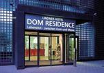 Hôtel Gare de Cologne - Lindner Hotel Dom Residence-1