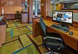 Hôtel Elk City - Fairfield Inn and Suites by Marriott Weatherford-3