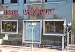 Hôtel Nador - Hotel L'Aéroport-4
