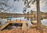 Location vacances Rogers - Renovated Lakefront Escape with Private Dock & Deck!-1
