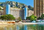 Hôtel 4 étoiles Menton - Le Méridien Beach Plaza-1