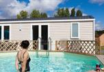 Camping avec Piscine Centre - Villa Cottage in Loire Valley - Camping Le Cardinal-1