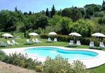 Location vacances Bagno a Ripoli - Florence Villa Sleeps 4 Pool Air Con Wifi-2