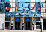 Hôtel Dagneux - Hotel Ariana-1
