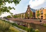 Hôtel Pays-Bas - Bunk Hotel Utrecht-1