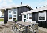 Location vacances Fjerritslev - Three-Bedroom Holiday home in Blokhus 1-4