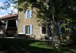 Location vacances  Drôme - Chambre Pour Couple Dans Ferme 18ème-2