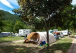 Camping avec Hébergements insolites Ardèche - Mas de Champel-3