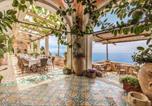 Location vacances Positano - Positano Villa Sleeps 16 Pool Air Con Wifi-3